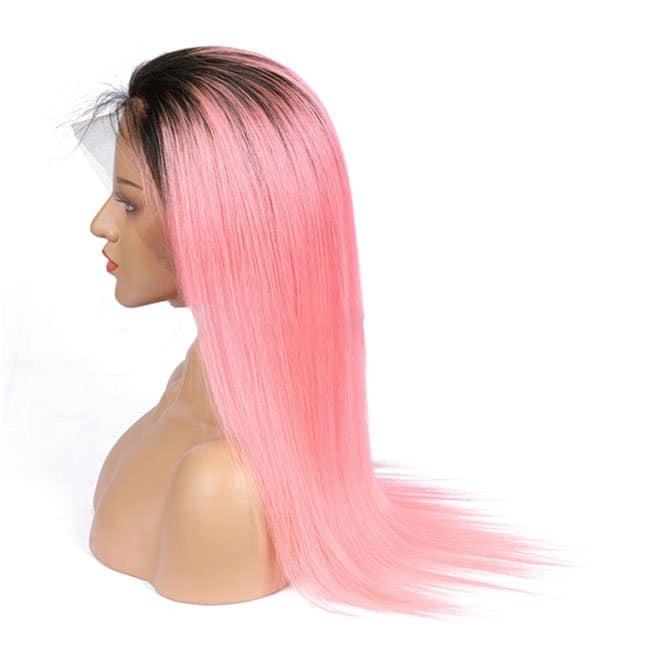 Light Ombre | Vibrant Pink Ombre | Ombre Hair | HUE Hair Salon | 650x650
